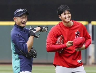 MLB》偶像朗神盛讚前途無量 大谷:很光榮