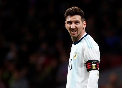 足球》梅西回歸也沒用 阿根廷爆冷敗給委內瑞拉