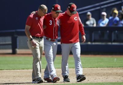 MLB》紅人傷了明星二壘手 鼠蹊部拉傷至少休2個月