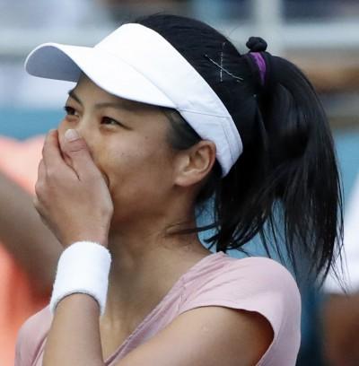 網球》五度擊敗球后激動落淚 謝淑薇:我做到了!(影音)