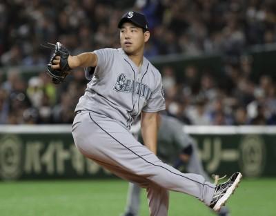 MLB》水手特製「使用說明書」 菊池雄星定期擔任開局投手