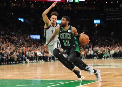 NBA》綠衫軍兵敗如山倒   厄文爆血上陣仍成眾矢之的(影音)