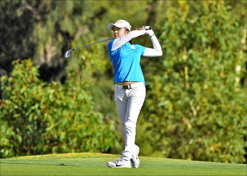 LPGA創建者盃》球王當榜樣 南韓高真榮逆轉封后