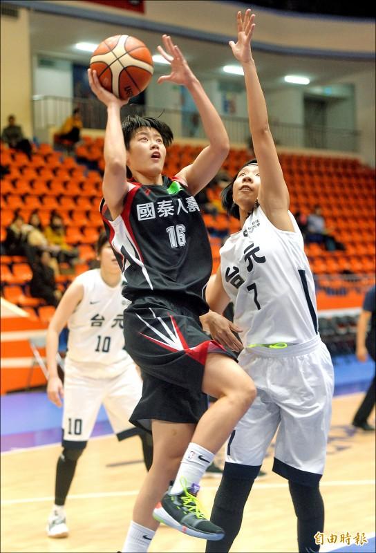 WSBL本季最強新人 陳薇安「穩」贏