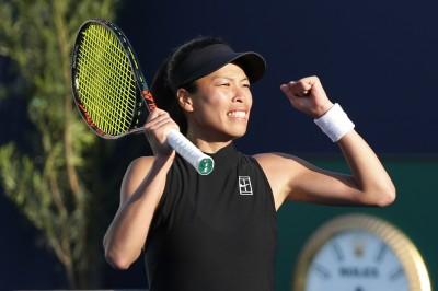 網球》超狂謝淑薇再斬前球后 邁阿密女單首闖8強