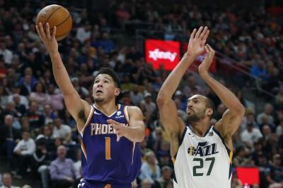 NBA》太陽布克飆59分卻慘敗爵士 創聯盟最難堪紀錄