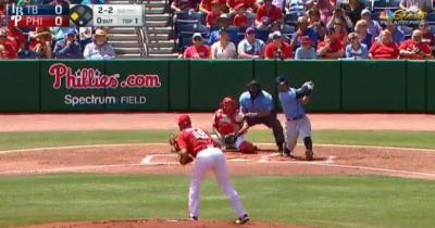 MLB》超狂位移讓對手瘋求握法 費城強投親自PO照解答(影音)