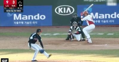 棒球》19歲韓國菜鳥生涯首K 竟引大聯盟投手熱議(影音)
