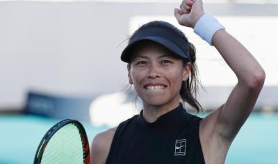 網球》謝淑薇刮旋風 各國高手齊讚:網壇沒人像她一樣