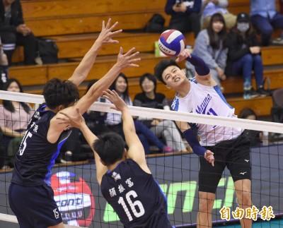 排球》台灣男排亞俱賽名單公布 「黃金左手」吳宗軒領軍捍衛主場