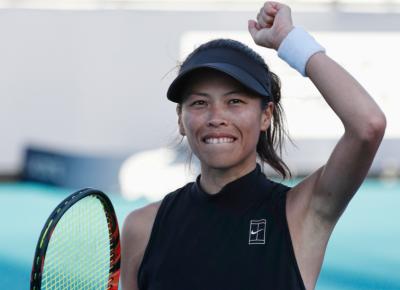 網球》謝淑薇入圍WTA3月「最佳好球」、「最佳突破」雙料提名