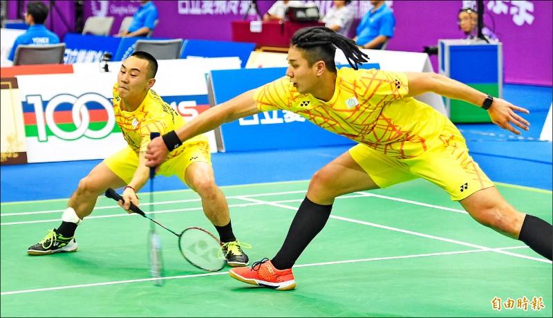 新加坡羽球公開賽》混雙盧李配 闖進會內賽