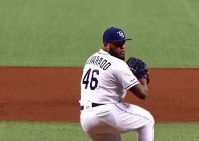 MLB》光芒左投飆160公里伸卡 超狂尾勁又讓網友看傻(影音)