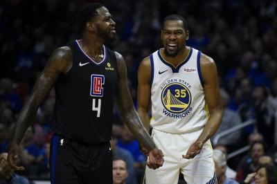 NBA》勇士不再大意 杜蘭特砍38分助隊打爆快艇奪第2勝