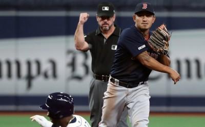MLB》林子偉扮救火隊攻守俱佳 敲首安還送3次雙殺守備