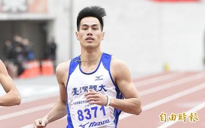 亞田賽》「台灣最速男」楊俊瀚預賽10秒34 晉級100公尺準決賽