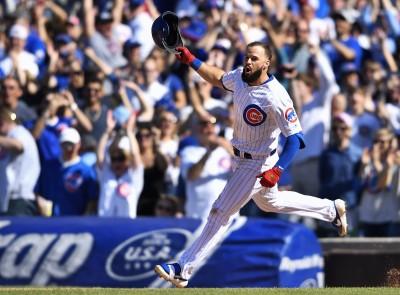 MLB》柏特敲再見安打 小熊氣走響尾蛇