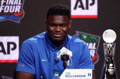 籃球》杜克狀元大熱門好夯! 6大品牌想簽威廉森