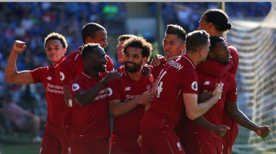 足球》米爾納、維納爾杜姆建功 利物浦重返英超龍頭