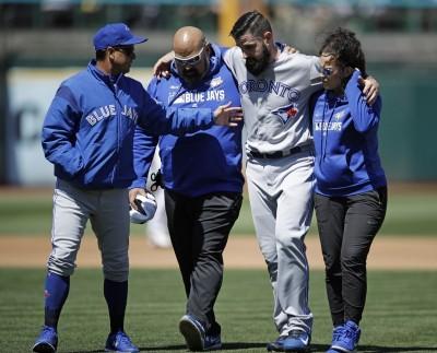 MLB》藍鳥接獲壞消息! 修梅克前十字韌帶撕裂本季報銷