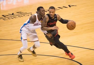 NBA》拓荒者「雙槍」轟51分 客場擊敗雷霆聽牌
