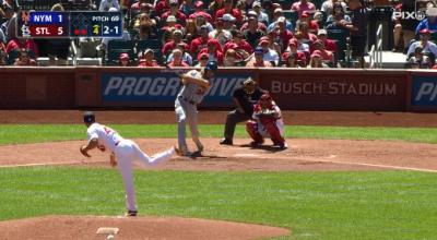 MLB》對手送大禮!雷神「二刀流」開轟超另類(影音)