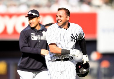 MLB》洋基新同學創隊史新紀錄 再見安打氣走皇家(影音)