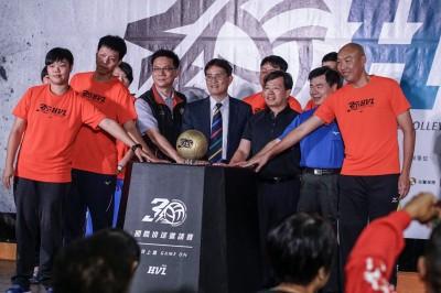 排球》HVL30周年辦國際邀請賽 日、泰強隊來台切磋球技