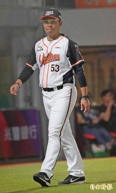 中職》排潘武雄打第1棒 黃甘霖:他經驗比較好