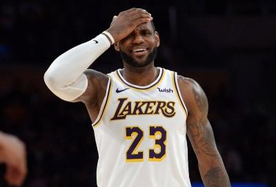 NBA》驚!人事搞不定  詹皇、湖人高層傳「信任危機」