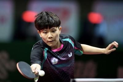 世桌賽》陰盛陽衰 台灣四女單全晉級32強 男單全買單