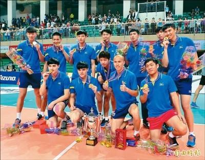 排球》亞俱盃MVP黃培閎現身看球 「那一夜畫面還在」