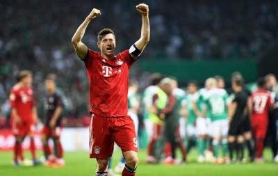 足球》萊萬關鍵12碼 助拜仁晉級德國盃決賽