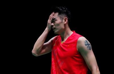 羽球》亞錦賽遭周天成痛宰  林丹坦言輸在「這一點」