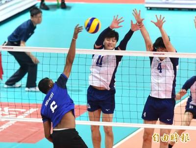 亞俱盃》吳宗軒轟27分 台灣隊奮戰5局惜敗奪第六