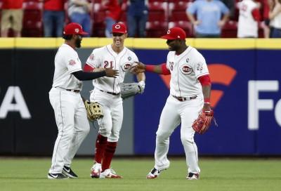 MLB》四人外野布陣被破沒差 普伊格漏球照秀超狂雷射肩(影音)
