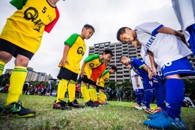 足球》安聯小小世界盃邁入第六年 高雄初賽吸引逾2000家庭參與