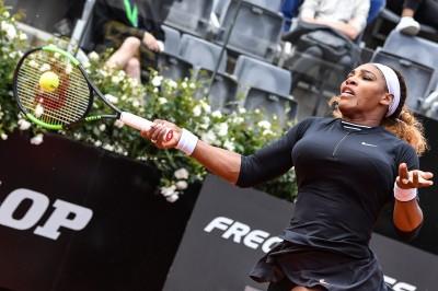 網球》傳奇天后小威羅馬開胡 32強與大威「姊妹對決」