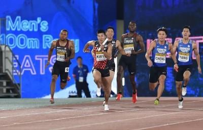 田徑》衝本季世界最快成績雪恥 大阪賽日本摘金、台灣獲銅