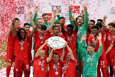 德甲》拜仁完成德甲7連霸! 多特2分差惜亞