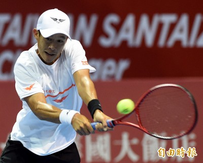 網球》今年首冠!台灣一哥莊吉生光州挑戰賽男單封王