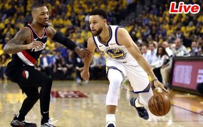 NBA Live》拓荒者浪費18分領先遭逆轉  勇士西決系列賽聽牌