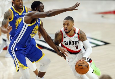 NBA》里拉德帶傷上陣 肋骨分離仍打滿40分鐘(影音)