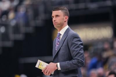 NBA》上季代理表現獲肯定 小桑德斯真除灰狼教頭