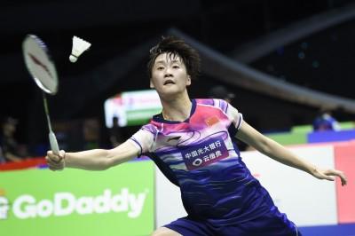 蘇迪曼盃》陳雨菲意外陷入苦戰  前中國名將點出她「弱點」