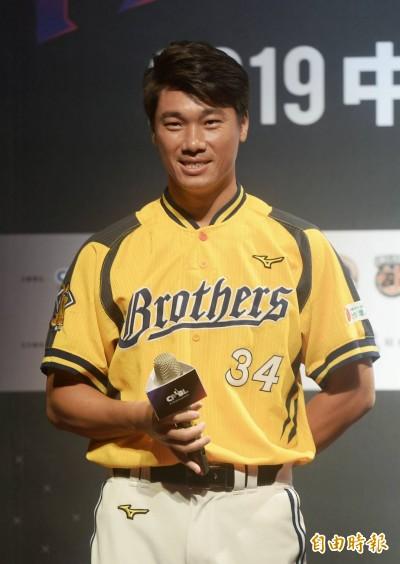 中職》李振昌可望第1次參加明星賽 最想對決彭政閔