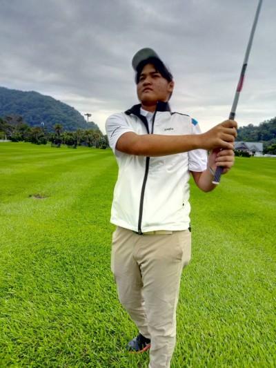 高爾夫》兆豐全國業餘夏季錦標賽開打  阿美族戰將領先群雄