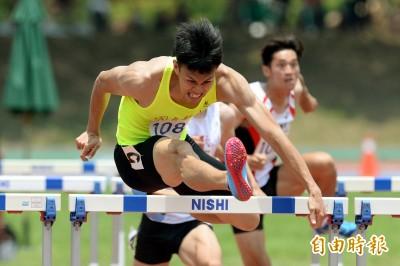 田徑》跟奧運金牌同場車拚 陳奎儒南京賽無緣達標東奧