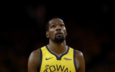 NBA》球評指勇士贏球是他的噩夢? 杜蘭特不開心