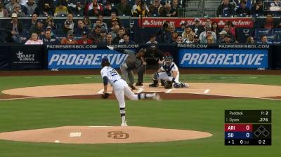 MLB》教士新秀變速球太銷魂 官網盛讚是「黑魔法」(影音)